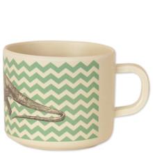 Чашка из бамбукового волокна Динозавры (код товара: 46621)