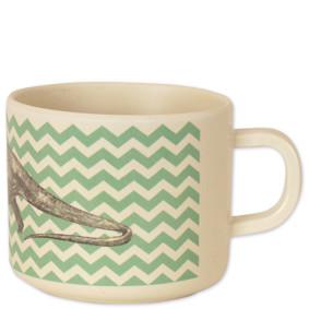 Чашка из бамбукового волокна Динозавры (код товара: 46621): купить в Berni