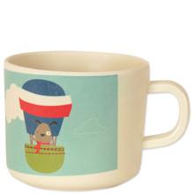 Чашка из бамбукового волокна Пес - летчик (код товара: 46620)