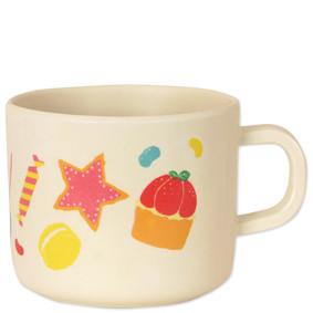 Чашка из бамбукового волокна Сладости (код товара: 46617): купить в Berni
