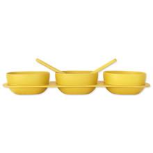 Набір посуду з бамбукового волокна Тріо (код товара: 46644)