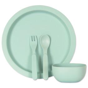 Набор посуды из бамбукового волокна Классик (код товара: 46657): купить в Berni