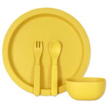 Набор посуды из бамбукового волокна Классик (код товара: 46658)