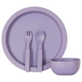 Набор посуды из бамбукового волокна Классик (код товара: 46659): купить в Berni