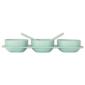 Набор посуды из бамбукового волокна Трио (код товара: 46643): купить в Berni