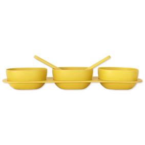 Набор посуды из бамбукового волокна Трио (код товара: 46644): купить в Berni