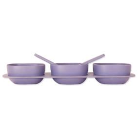 Набор посуды из бамбукового волокна Трио (код товара: 46645): купить в Berni