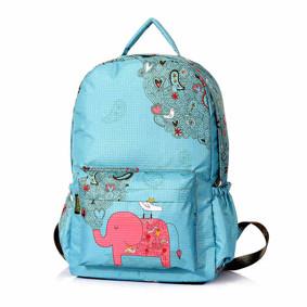Рюкзак Слон, голубой (код товара: 46679): купить в Berni