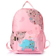 Рюкзак Слон, розовый (код товара: 46678)