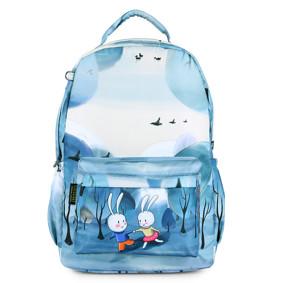 Рюкзак Зайки зимой (код товара: 46680): купить в Berni