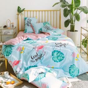 Комплект постельного белья Спокойной ночи (двуспальный-евро) (код товара: 46787): купить в Berni