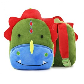 Рюкзак велюровый Динозавр оптом (код товара: 46733): купить в Berni