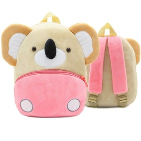 Рюкзак велюровый Koala (код товара: 46744): купить в Berni