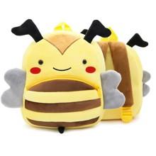 Рюкзак велюровый Пчела (код товара: 46729)