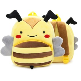 Рюкзак велюровый Пчела оптом (код товара: 46729): купить в Berni