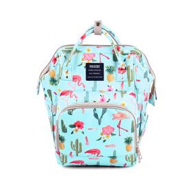 Сумка - рюкзак для мамы Фламинго (код товара: 46710): купить в Berni