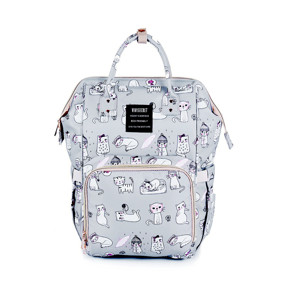 Сумка - рюкзак для мамы Кошки (код товара: 46721): купить в Berni