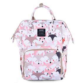 Сумка - рюкзак для мамы Лисички (код товара: 46709): купить в Berni