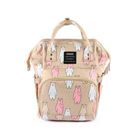 Сумка - рюкзак для мамы Мишки (код товара: 46712): купить в Berni
