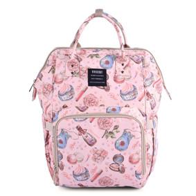 Сумка - рюкзак для мамы Свидание (код товара: 46707): купить в Berni