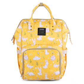 Сумка - рюкзак для мамы Зайка (код товара: 46706): купить в Berni