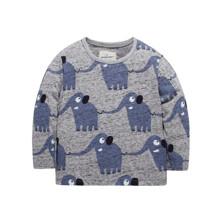 Лонгслив для мальчика Слон оптом (код товара: 46809)
