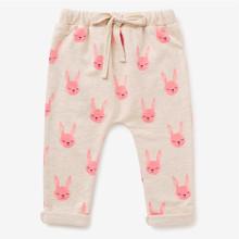 Штаны для девочки Розовый кролик (код товара: 46849)