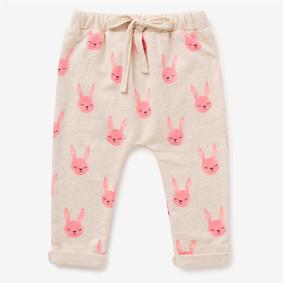 Штаны для девочки Розовый кролик (код товара: 46849): купить в Berni
