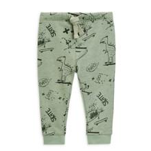 Штаны для мальчика Динозавр на скейте (код товара: 46847)