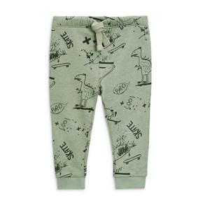 Штаны для мальчика Динозавр на скейте (код товара: 46847): купить в Berni