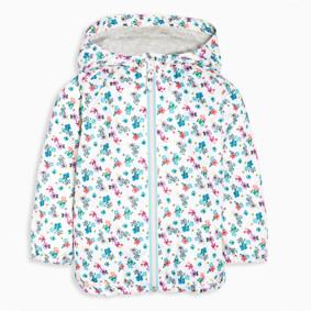 Ветровка для девочки Цветы оптом (код товара: 46844): купить в Berni
