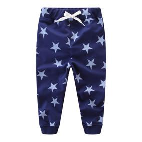 Детские штаны Звезды (код товара: 46988): купить в Berni
