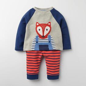 Детский костюм 2 в 1 Лис (код товара: 46974): купить в Berni