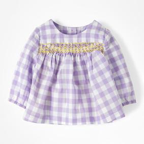 Кофта для девочки Клеточка оптом (код товара: 46947): купить в Berni