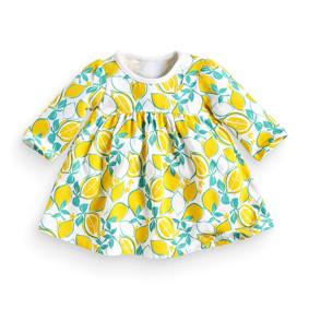 Кофта для девочки Лимоны оптом (код товара: 46945): купить в Berni