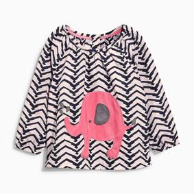 Кофта для девочки Слон оптом (код товара: 46940): купить в Berni