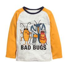 Лонгслів для хлопчика Злі жуки (код товара: 46964)