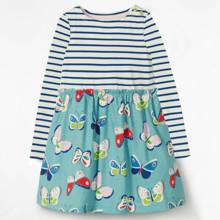 Плаття для дівчинки Метелики оптом (код товара: 46984)