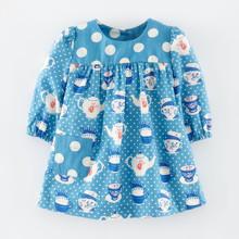 Платье для девочки Чаепитие (код товара: 46951)