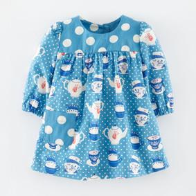 Платье для девочки Чаепитие (код товара: 46951): купить в Berni