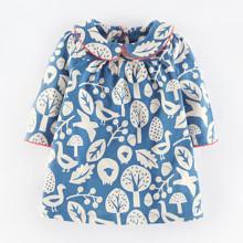 Платье для девочки Флора и Фауна (код товара: 46952)