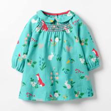 Платье для девочки Лесная поляна (код товара: 46953)