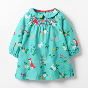 Платье для девочки Лесная поляна (код товара: 46953): купить в Berni
