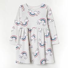 Платье для девочки Радуга (код товара: 46990)