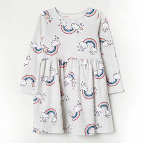 Платье для девочки Радуга (код товара: 46990): купить в Berni