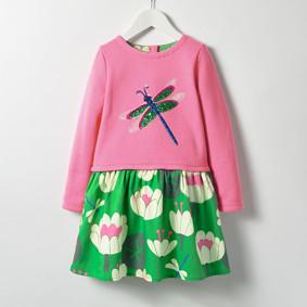 Платье для девочки Стрекоза (код товара: 46954): купить в Berni