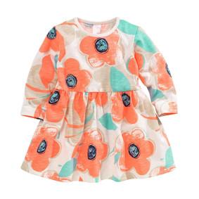 Платье для девочки Яркие цветы (код товара: 46946): купить в Berni