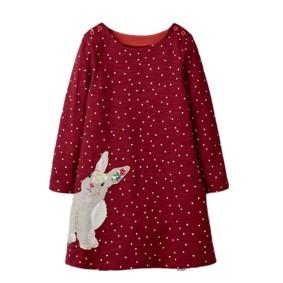 Платье для девочки Зайчик (код товара: 46981): купить в Berni