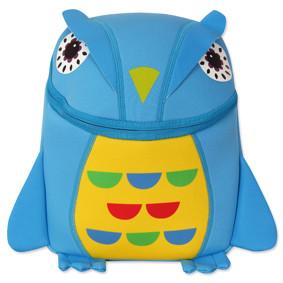 Рюкзак Филин, синий (код товара: 46925): купить в Berni