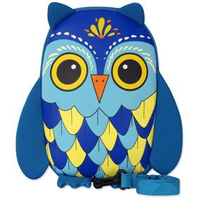 Рюкзак Сова, синий (код товара: 46917): купить в Berni